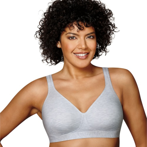 Playtex Other - Playtex 18 Hour Wirefree Cotton Bra 474C